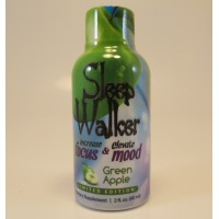 Sleep Walker - is Not For Sleeping - Increase Focus & Elevate Mood (Green Apple)(1ea)(2oz)(Samples)